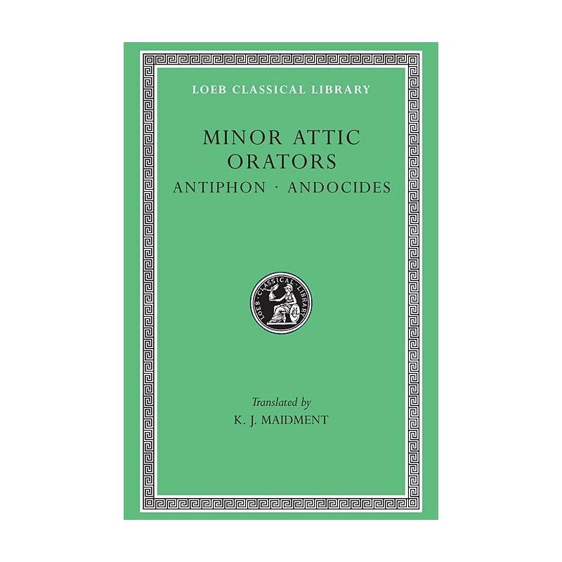 Minor Attic Orators I