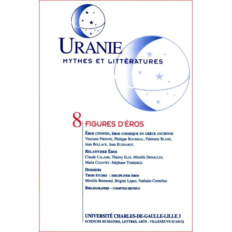 Uranie 8 : Figures d'Eros