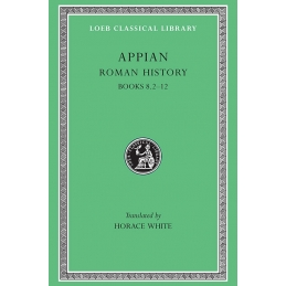 Appian's Roman History II, book VIII-Part II. Numidians affairs. Fragments