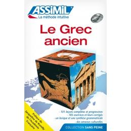 Le grec ancien (livre seul)