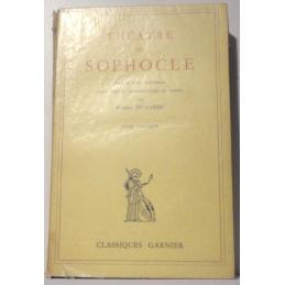 Théâtre de Sophocle, tomes I et II