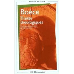 Traités théologiques. Edition bilingue