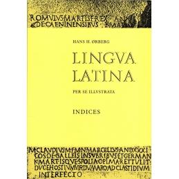 Lingua latina per se illustrata. Pars II : Roma aeterna - Indices