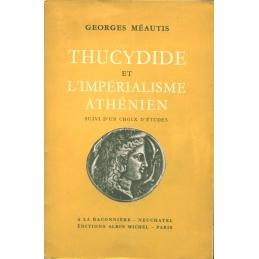 Thucydide et l'impérialisme athénien
