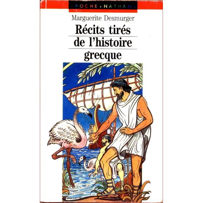 Récits tirés de l'histoire grecque