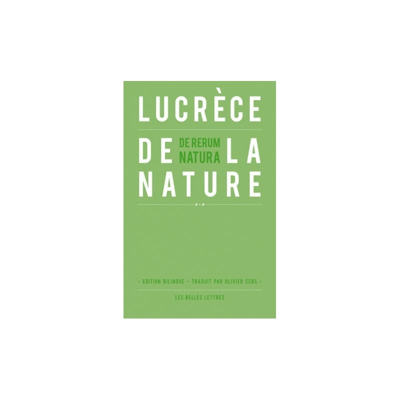 De la Nature. De rerum natura