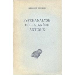 Psychanalyse de la Grèce antique