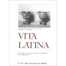 Vita Latina - N° 179. Mense Decembri Anno MMVIII