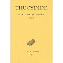 La Guerre du Péloponnèse - tome II, 2e partie : livre III