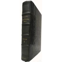 Études sur les tragiques grecs  Euripide (tome I)