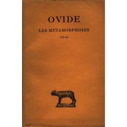 Les Métamorphoses - Tome II (Livres VI-X)