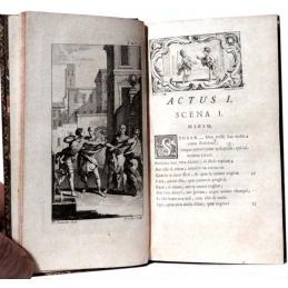 Publii Terentii Afri Comoediae sex. Tomes I et II