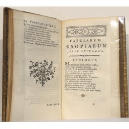 Desbillons, François-Joseph  Fabulae Aesopiae
