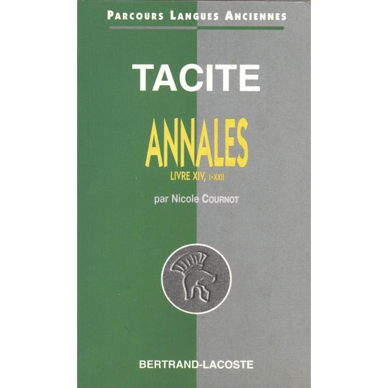 Tacite : Annales, livre XIV (I-XXII)