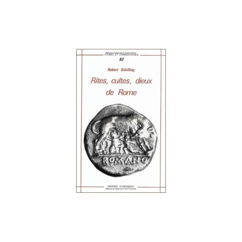 Rites, cultes, dieux de Rome