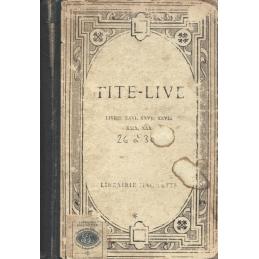 Ab urbe condita. Libri XXVI-XXX