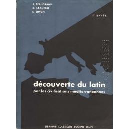 Découverte du latin par les civilisations méditerranéennes