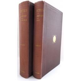T. Lucreti Cari. De rerum natura libri sex (volume I et II)