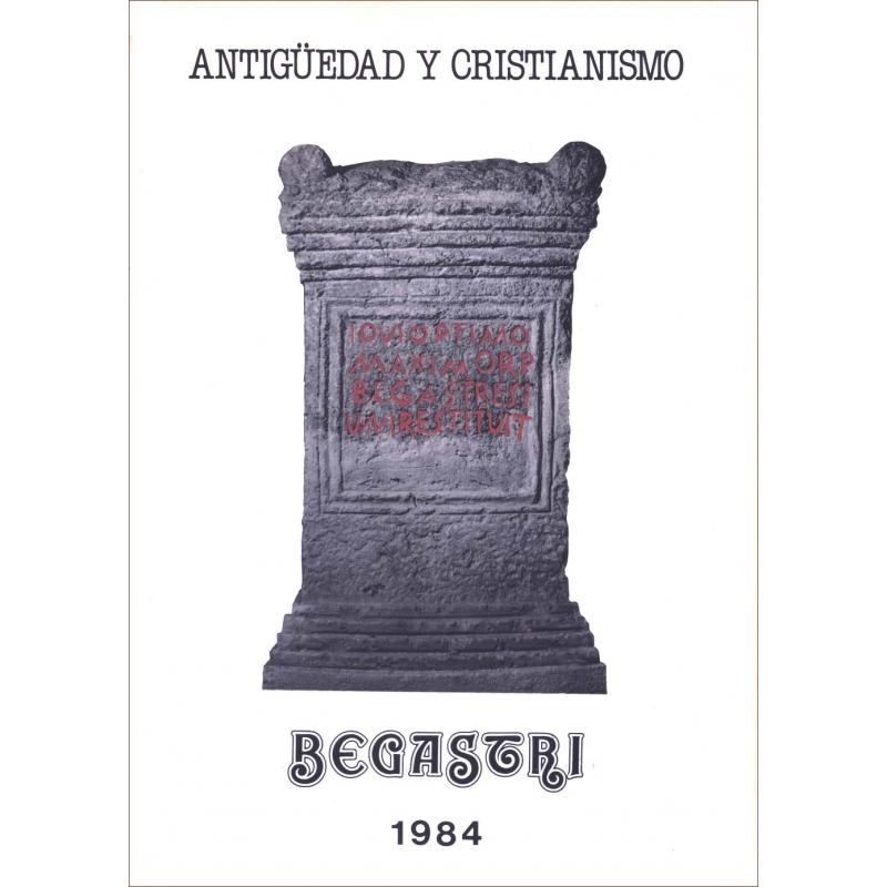 Antigüedad y cristianismo - Monografias historicas sobre la antigüedad tardia