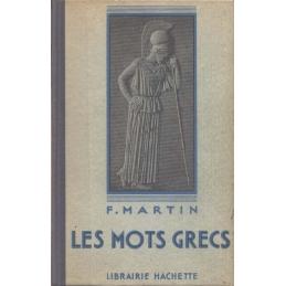 Les mots grecs