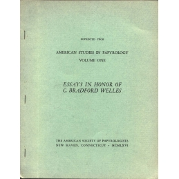 Bibliography of the Works of C. Bradford Welles