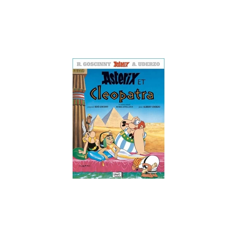 Asterix et Cleopatra