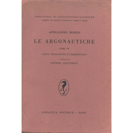 Le Argonautiche Libro III