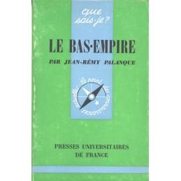 Le Bas-Empire