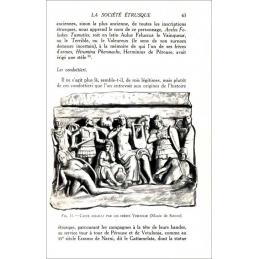 La vie quotidienne chez les Etrusques