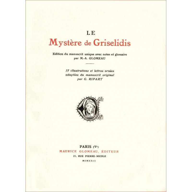 Le Mystère de Griselidis