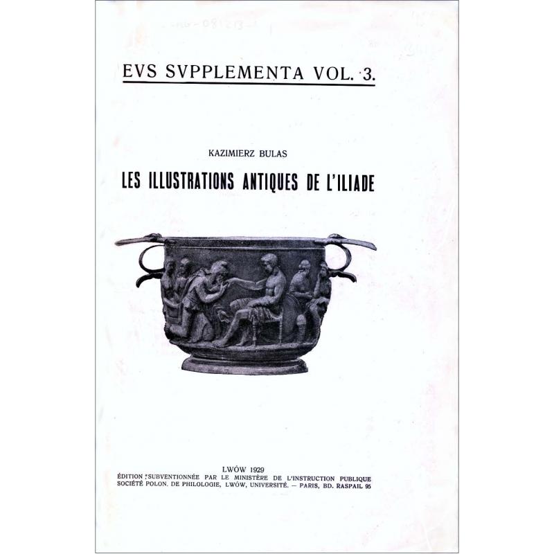 Les illustrations antiques de l'Iliade