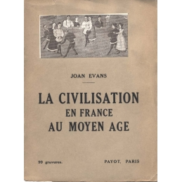 La civilisation en France au Moyen Age