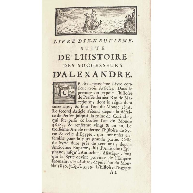 Histoire ancienne des Egyptiens, des Carthaginois, des Assyriens... Tome IX