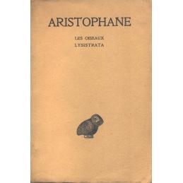 Tome III   Les Oiseaux, Lysistrata