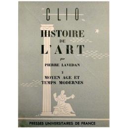 Histoire de l'art. 2. Moyen âge et temps modernes