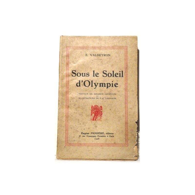 Sous le soleil d'Olympie