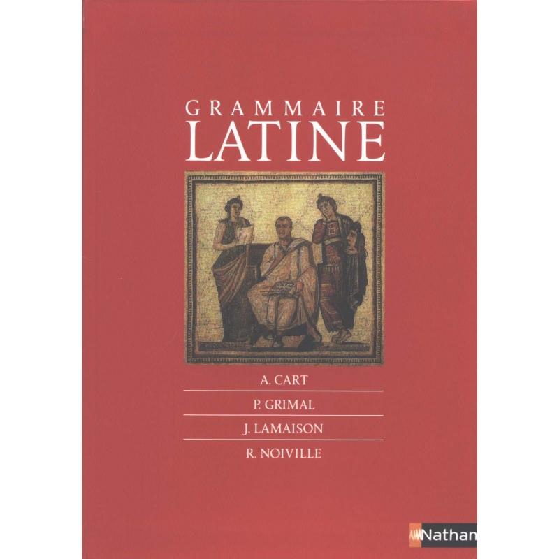 Grammaire latine