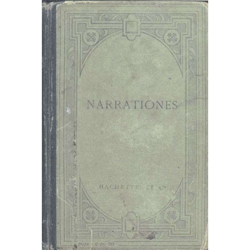 Narrationes, recueil de récits extraits principalement de Tite-Live