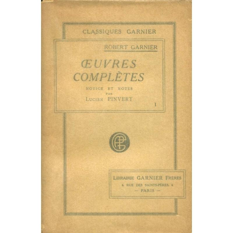 Œuvres complètes de Clément Marot revues sur les meilleures éditions, tomes I et II