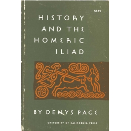 History and the Homeric Iliad