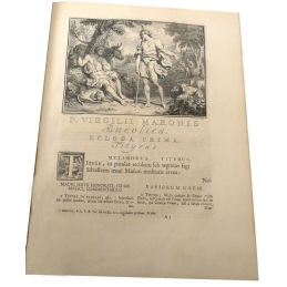 P. Virgilii Maronis Opera cum integris & emendatioribus commentariis Servii, Philargyrii, Pierii...