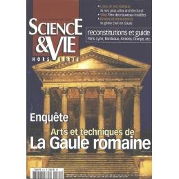 Sciences et Vie n° 224. Hors série : La Gaule romaine