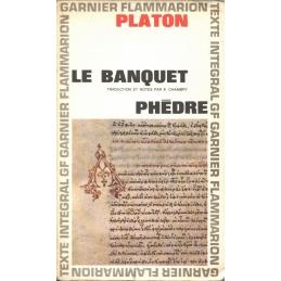 Le Banquet. Phèdre