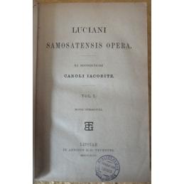 Samosatensis opera - volumes I, II, III