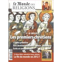 Le Monde des Religions. Novembre-décembre 2007, n°26