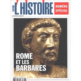 L'histoire n° 327, janvier 2008. Numéro spécial : Rome et les Barbares