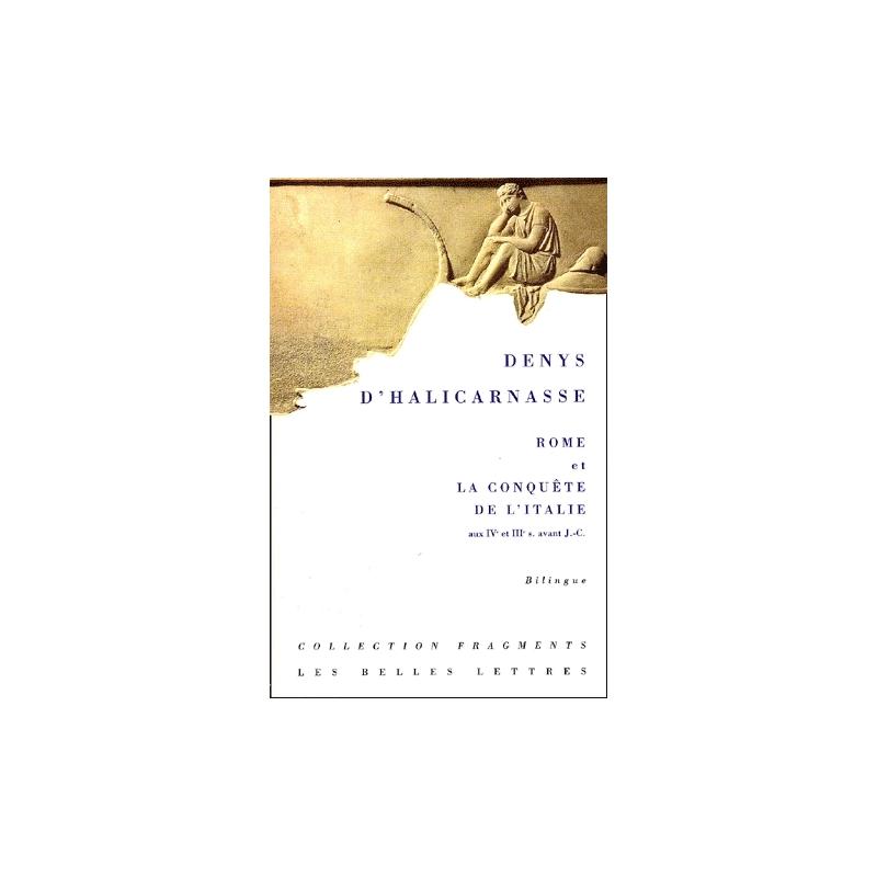 Rome et la conquête de l'Italie aux IVe et IIIe s. avant J.-C. Bilingue