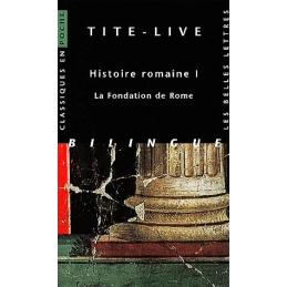 Histoire romaine I : La Fondation de Rome
