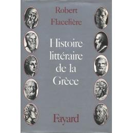 Histoire littéraire de la Grèce