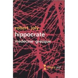 Hippocrate. Médecine grecque